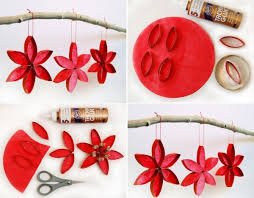 paper christmas decorations 45 diy creative and easy christmas tree ornaments