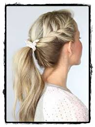 cool step by step hairstyles beautiful simple hairstyles for school look cute in simplicity