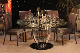 Large Round Dining Table Seats 8 Exquisite Ideas Large Round Dining Table Seats Stylish Design