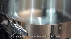 Batterie Cuisine Pas Cher by Batterie De Cuisine Cuivre Mauviel M U0027150 Youtube