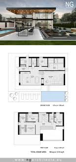modern house plan the 25 best modern house plans ideas on modern house
