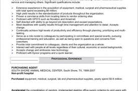 Sample Resume For Purchase Manager by Government Procurement Resume Example Download Sample Resume It