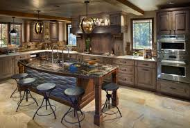 Kitchen Interiors Lovely Kitchen Interiors Designed In The Rustic Style