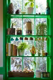Kitchen Window Shelf Ideas Shelf Kitchen Window Plant Shelf With Glass Pot And Black