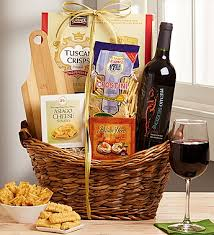 wine and cheese gifts tuscan moments italian wine cheese gift basket gift baskets