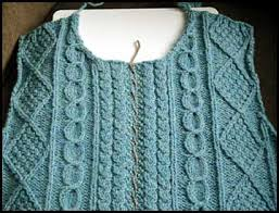 how to knit a sweater knitting tips how to sew a zipper into a knit sweater