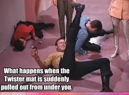 Red Shirt Star Trek Meme - right foot red shirt randomoverload