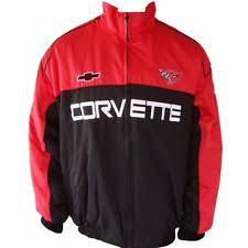 corvette racing jacket corvette basic jackets for ebay