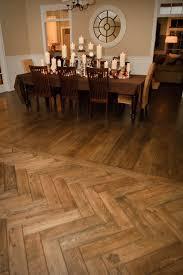 herringbone and chevron floor inspiration
