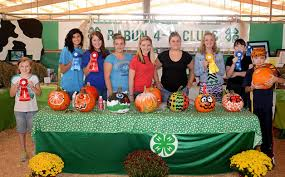 Decorated Pumpkins Contest Winners Rabun County Fair Events Schedule Offers Fun For The Whole Family