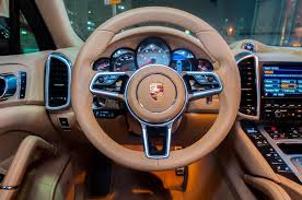 porsche cayenne interior slideshow 2015 porsche cayenne s review