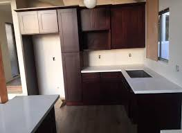 Shaker Cherry Kitchen Cabinets Black Cherry Colored Maple Shaker Kitchen Cabinets Photo Album