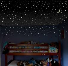 Wall Decals For Boys Room Boys Room Wall Decal Glow Stars Childrens Room Wall Decal