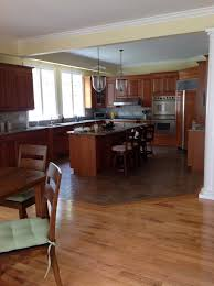 are brown kitchen cabinets outdated before and after joe interiors