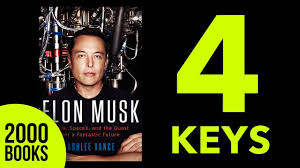 biography book elon musk elon musk biography summary ashlee vance youtube