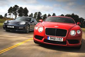 porsche mechanic salary bentley continental gt v8 vs porsche panamera auto express