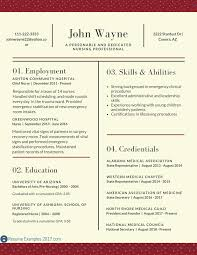 updated resume templates our updated resume exles 2018 resume exles 2018