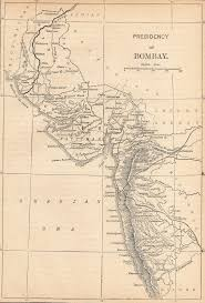 Bombay India Map by Maps