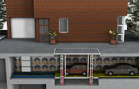 basement entry garage house plans basement gallery