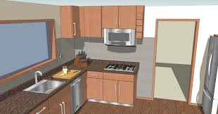 google sketchup kitchen design top on intended for delightful and