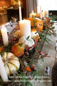 Fall Table Arrangements 38 Beautiful Fall Centerpieces You Can Make Yourself Dinner