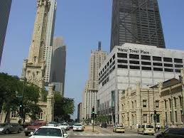 Chicago Magnificent Mile Map by Magnificent Mile Tours Chicago Architecture Foundation Caf