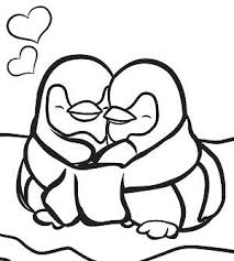 Cute Penguin Coloring Pages Funycoloring Coloring Pages