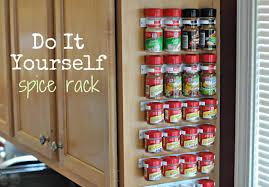kitchen organization racks diy pull out spice rack diy cabinet