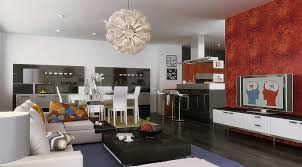 living room color scheme for modern and dining design ideas using