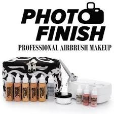 special effects airbrush makeup photo finish pro airbrush makeup system kit fair to medium