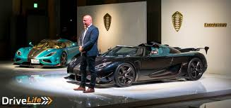 koenigsegg world premiere of the japan exclusive koenigsegg agera rsr drive