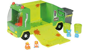 trash pack u0027trashies u0027 garbage truck 68008