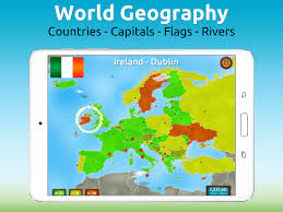 World Map With Countries And Capitals by Geoexpert World Geography Android Apps On Google Play