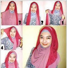 tutorial jilbab dua jilbab 15 tutorial hijab dua warna simple terbaru hijabyuk com