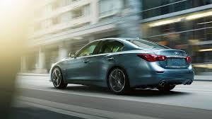 infinity car blue q50 car performance features infiniti cars australia