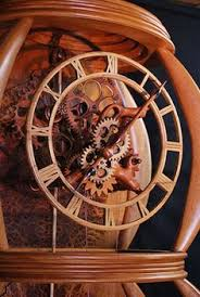 7 Free Wooden Gear Clock Plans by Free Wooden Gear Clock Plans For Some Great Woodworking Help Check