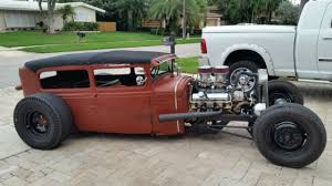 A Frames For Sale 1930 Ford Model A Rat Rod With Air Ride And Z U0027d Frame For Sale