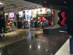 3 Floor Mall by Retail Store U0027s Polishable Floor Provides Durability In High