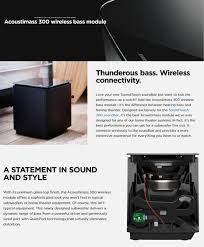 difference between soundbar and home theater system scan bose acoustimass 300 wireless black subwoofer malta shop