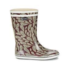 womens boots dillards aigle clothing dillards aigle shoes boots malouine print