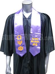 custom graduation sashes custom satin graduation stole embroidered with lifetime guarantee