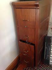Antique Wood File Cabinet Antique Wood File Cabinet Ebay