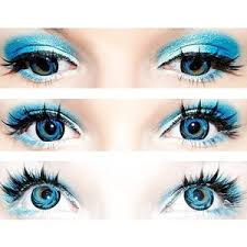 cool eyes colored contacts polyvore