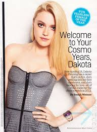 dakota fanning 4 wallpapers dakota fanning u0027s cosmopolitan cover pursuitist