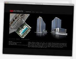 architect website design architect firm website package