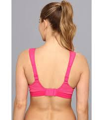 Moving Comfort Clothing Moving Comfort Maia Bra In Pink Lyst