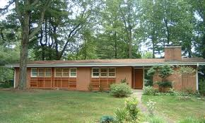 updated 1970s ranch house midcentury exterior other by