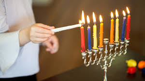 how to light chanukah candles how to celebrate hanukkah at home my jewish learning