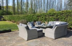 Patio Furniture Sets Uk - nottingham grand sofa corner dining outdoor garden furniture