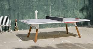 tavoli da design tavoli da ping pong di design 5 progetti innovativi icon design